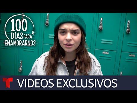 Macarena García tiene un mensaje contra el bullying   100 Días para Enamorarnos   Telemundo Novelas