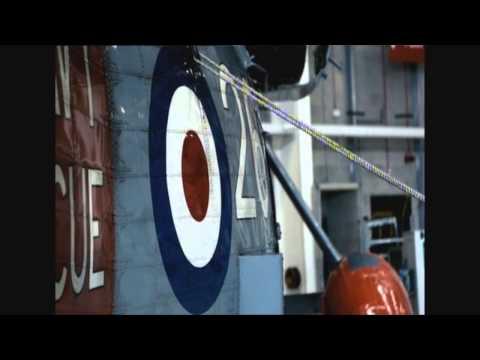 HMS Ark Royal and MV Muree
