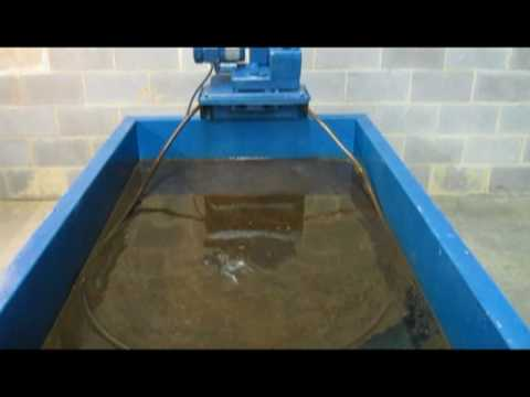 Oil Skimmer - Oil Skimmers Model 5H - Remove Oil from the Surface of Water