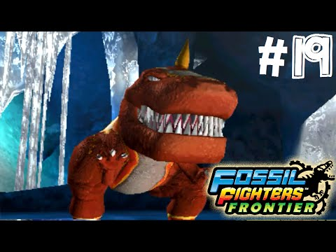Fossil Fighters: Frontier Nintendo 3DS BIG DADDY RAJA! Walkthrough/Gameplay Part 19 English!
