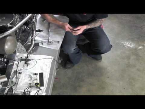 Building A Chopper Bobber Part 4 -- Wiring Tips