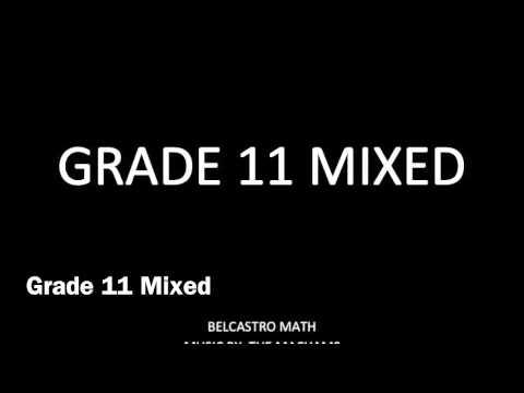 Grade 11 Mixed