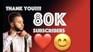 GUESS THAT BOLLYWOOD SONG | GIVEAWAY | 80,000 SUBSCRIBERS | THANK YOU | SILMAN SALEEM