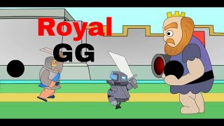 Clash Royale Parody-Royal Giant