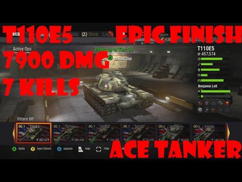 World Of Tanks Xbox 360 T110E5