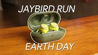 Jaybird Run Earth Day Special Edition Review