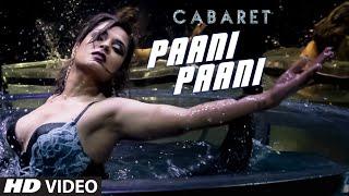 PAANI PAANI Video Song | CABARET | Richa Chadha, Gulshan Devaiah | Sunidhi Chauhan | T-Series