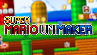 Super Mario Maker (Wii U) On PC! - Emulated (With Download)