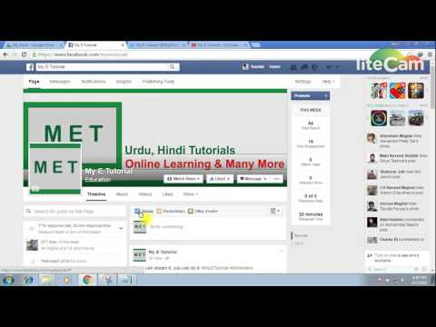 How To Upload File From Google Drive To Facebook Page   G Mail Full Guider