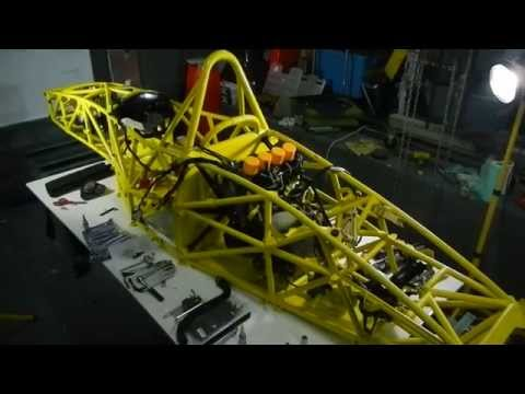 Formula 1000 Race Car Build Update 5