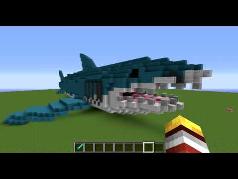 Sharks In Minecraft 1.8