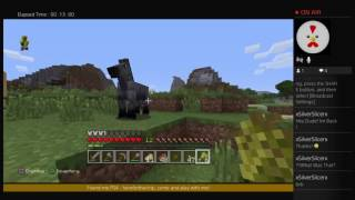 Minecraft Survival Live Stream w/ Commentary