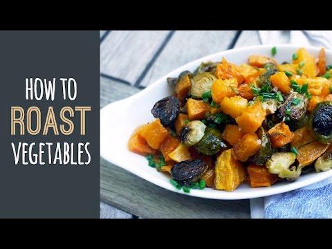 How to roast vegetables like a pro | One Hungry Mama