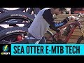 Brand New E Mountain Bike Tech | EMBN At The Sea Otter Classic 2018