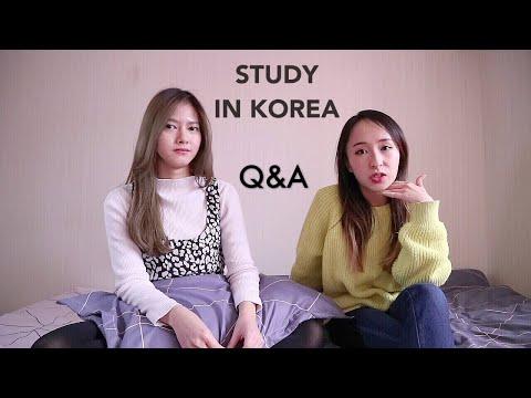 Studying in Korea / Seoul | Q&A