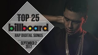 Top 25 • Billboard Rap Songs • September 2, 2017 | Download-Charts