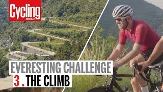 The Climb | Everesting Challenge | Cycling Weekly