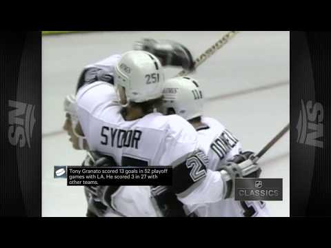 NHL Classics: Kerry Fraser non-call on Gretzky leads to Kings Game 6 victory