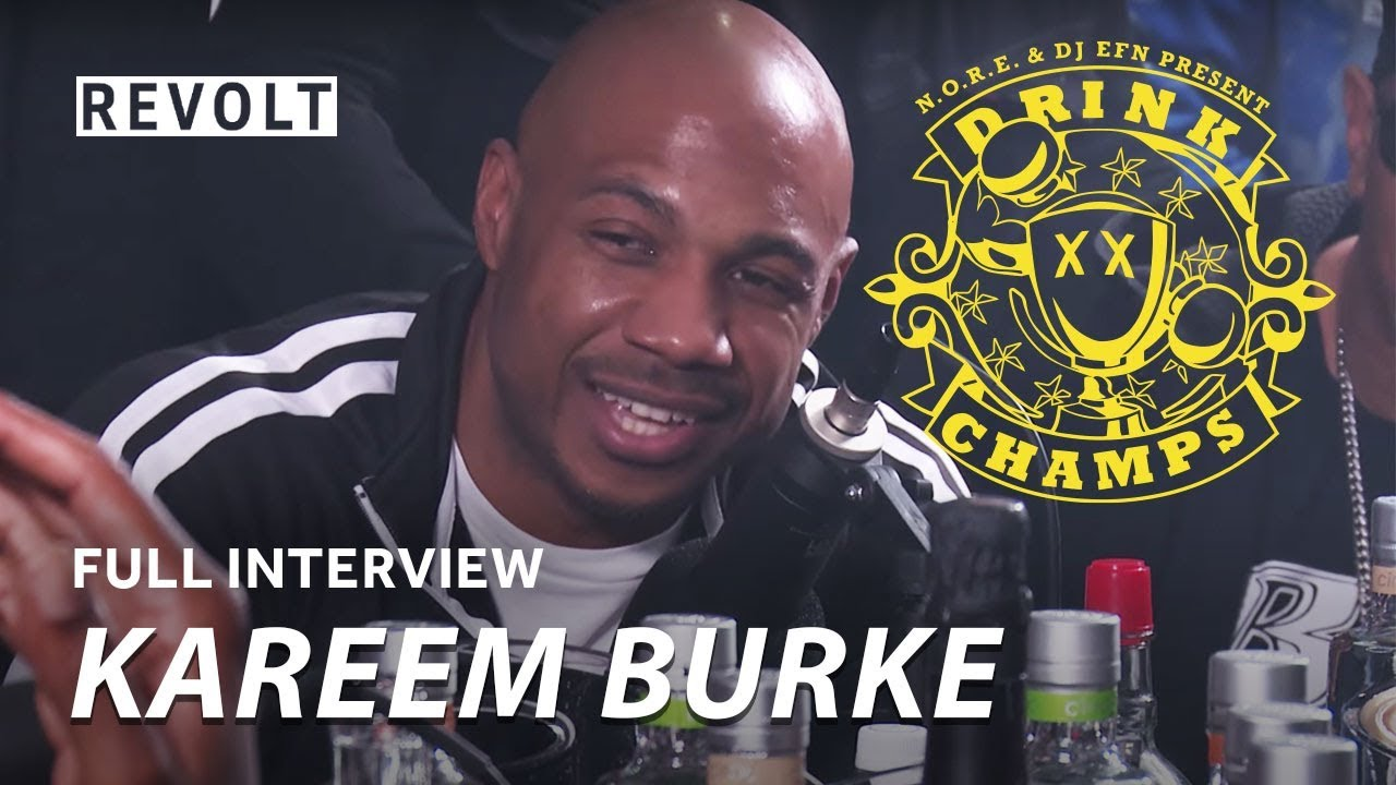 "Kareem ""Biggs"" Burke   Drink Champs (Full Episode)"