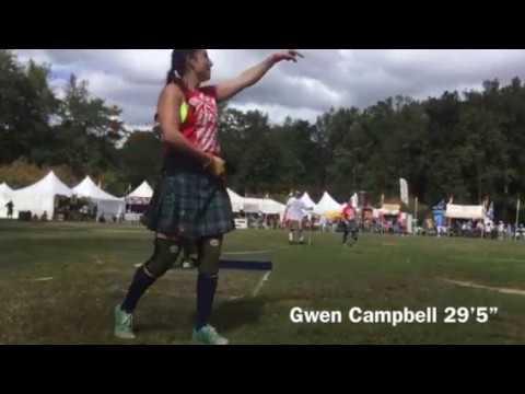 2017 Stone Mountain Highland Games women's HWFD