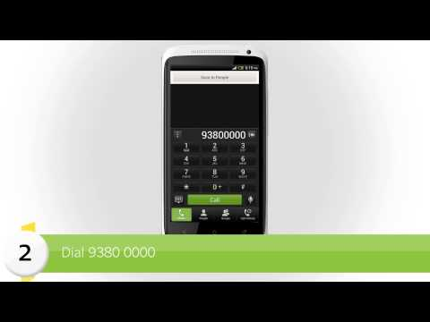 StarHub How-to's: How to activate Connecting Tones on your StarHub Prepaid Mobile