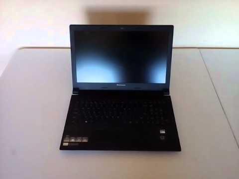 Lenovo B50 como acceder al BIOS