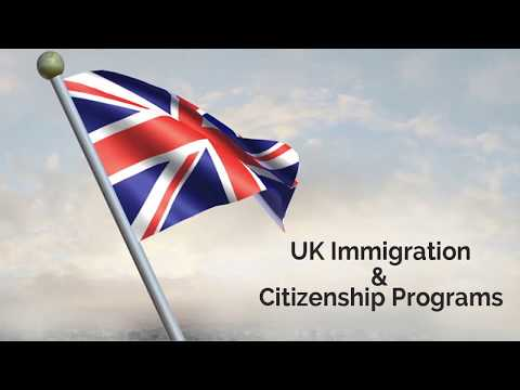 UK Immigration & Citizenship By Investment Program   British Citizenship