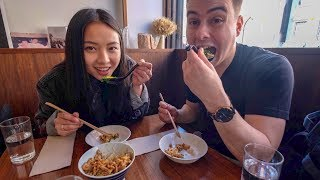 We Did an EPIC Taiwanese Food Tour in NYC?!