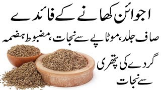 Ajwain Khane ke Fayde | Benefit of Eating Ajwain in Urdu