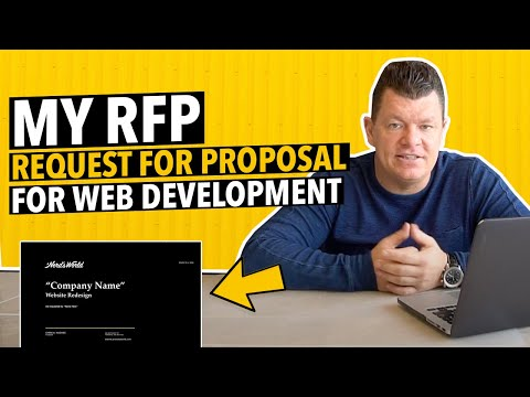 OUR (RFP) REQUEST FOR PROPOSAL   WEBSITE DESIGN
