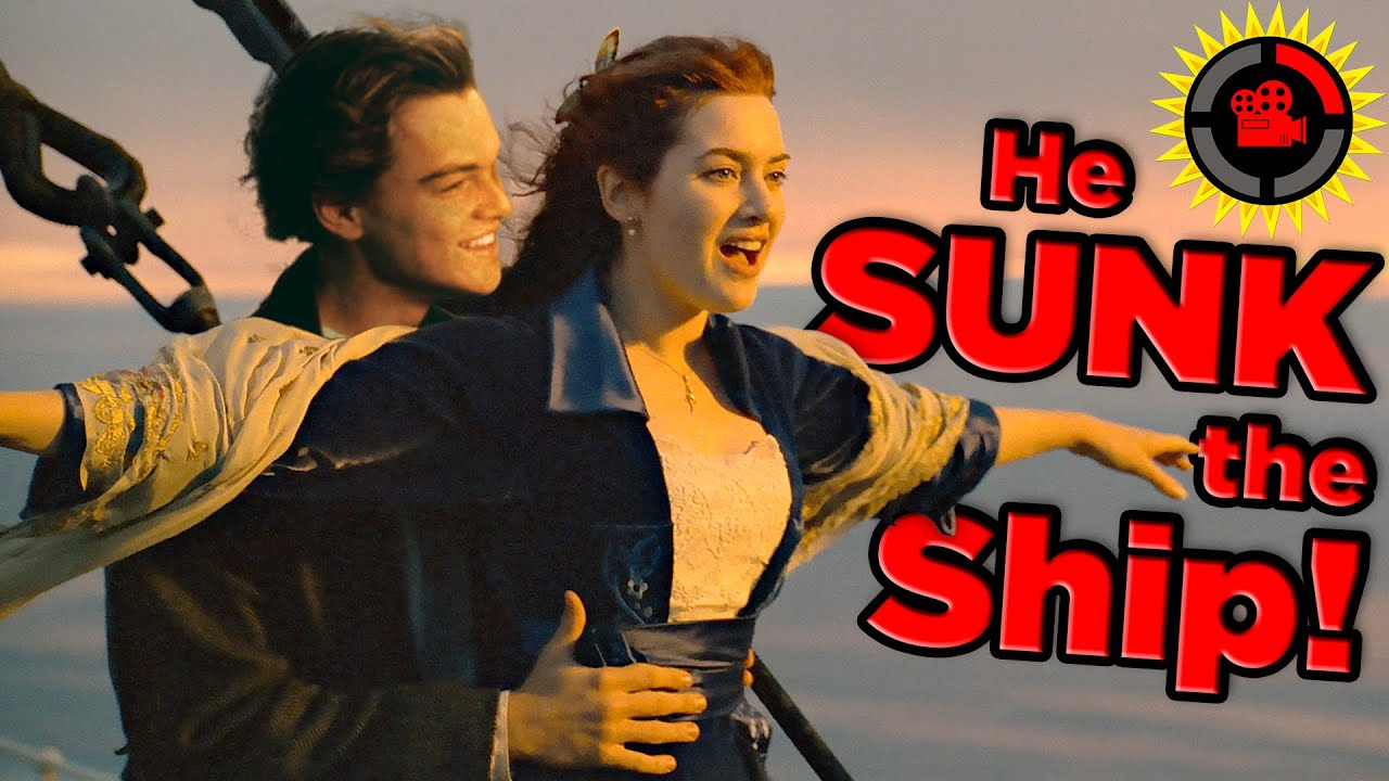 Film Theory: Titanic is about Time Travel... No REALLY!