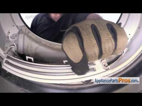 Dryer Moisture Sensor Bar (part #6500EL3001A) - How To Replace