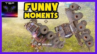 Crossout #370 ▻ Funny Moments and Fails Compilation - Tube5x site