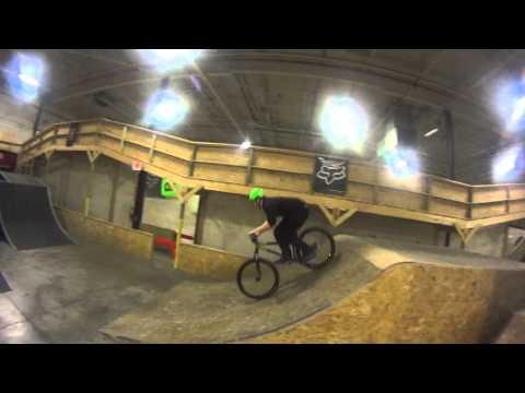 rick and sean @ joyride150 big jump line