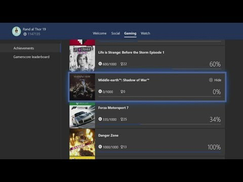 How to Finally REMOVE/HIDE Your Zero Point Gamerscore Games from your Xbox Live Profile!