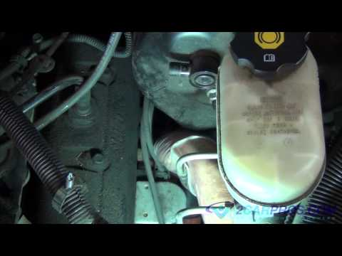 Coolant Temperature Sender Replacement Chevrolet Blazer 1995-2005