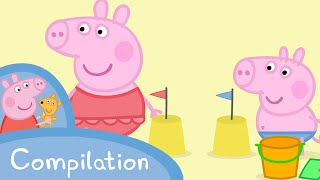 Peppa Pig Episodes - Summer Compilation  Peppa Pig Official