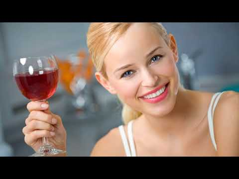 Get Thick Hair Quickly With Red Wine - How To Use Red Wine For Hair