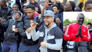 AMERICANS REACT TO UK RAPPER STORMZY!!