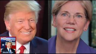 What Donald Trump Just Said On Fox News Will Make Elizabeth Warren Start CRYING Tears Of Fear!CUsers