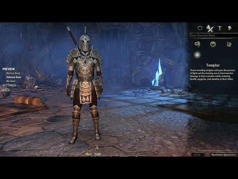 Elder Scrolls Online Imperial Armor Styles & Skills Tree Racial