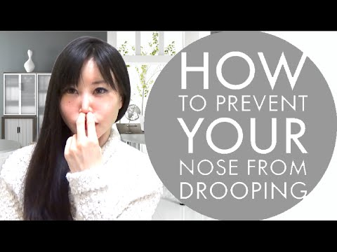 How To Get Slimmer Nose | Nose Becomes Wider/Longer With Age!
