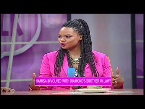 Hamisa Involved With Diamond's Brother In Law?