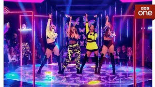 Little Mix tribute act Little Fix sing Wings - Even Better Than the Real Thing - BBC One