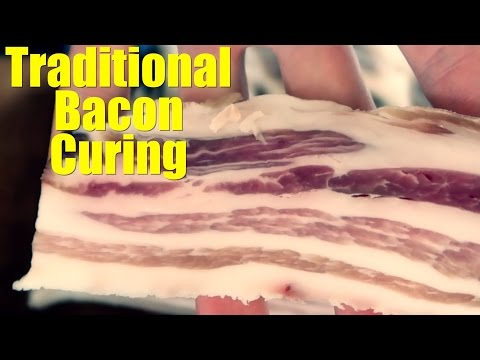Traditional Bacon Curing: No Nitrates - Just Salt