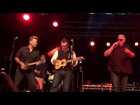 Everly Pregnant Brothers - Reggie Sprayed Me Car - live O2 Sheffield Tramlines 2016