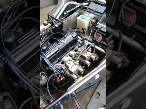 How to Balance WEBER/DELLORTO DCOE/DHLA TWIN CARBS 4CYL ENGINE AIRFLOW METER/SYNCHRONIZER