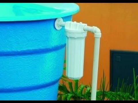 Como instalar filtro na entrada da caixa de água, filtro de entrada , filtro de água para residência