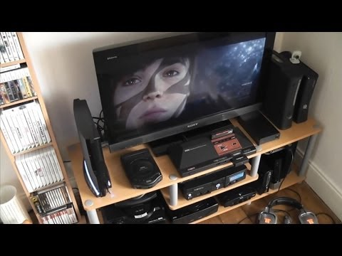 2013 Gaming Setup Snapshot - How And What I'm Playing Right Now - Oct 2013