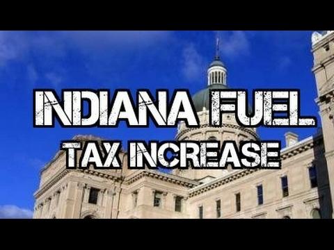Trucking: Indiana Raises Fuel Taxes